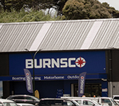 Burnsco Marine Café & Apartments